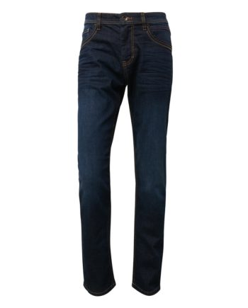 Tom Tailor Herren Jeans Tom Tailor Marvin, dark stone wash denim