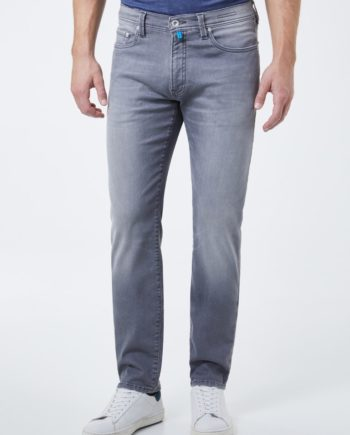 Pierre Cardin Herren Jeans Lyon tapered, ANTHRA