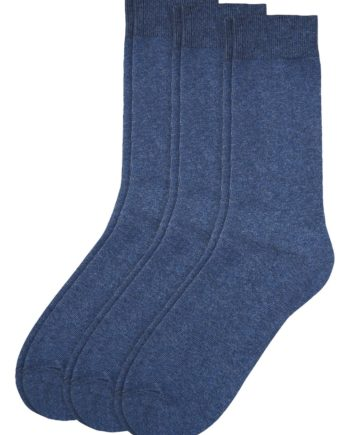 Camano Herren Socken CA Cotton 3pack, jeans