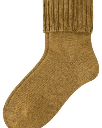 Camano Damenstrumpf Women Fashion Socks 2p, amber gold