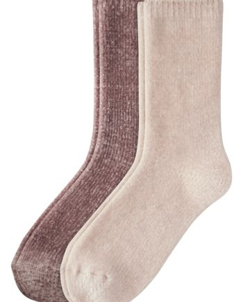 Camano Damen Socke Women Fashion Socks 2p, birch