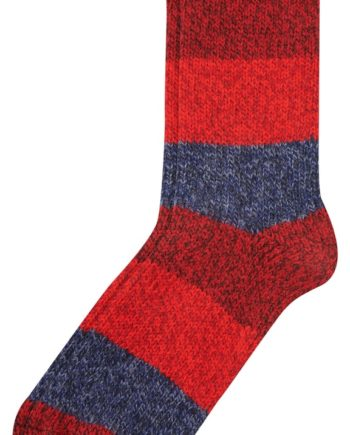 Camano Damen Socke Unisex fashion Socks 1p, red