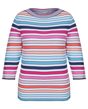 Rabe Damen Pullover PULLOVER, CANDY PINK