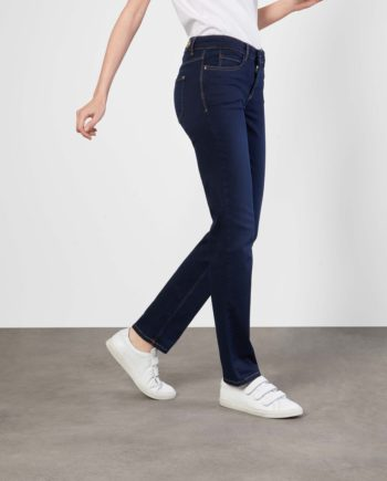 Mac Damen Jeans DREAM, dark washed