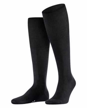 Falke Herren Socken Airport KHAirport KH, black