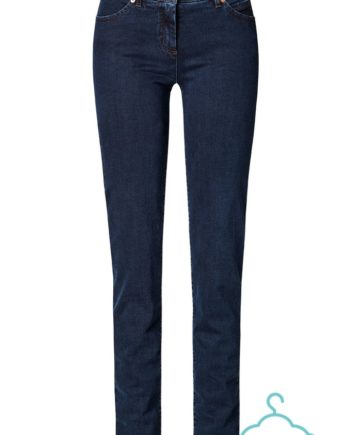 TONI Damen Jeans Perfect Shape Slim, dark blue
