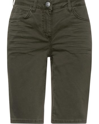 CECIL Loose Fit Shorts in Unifarbe